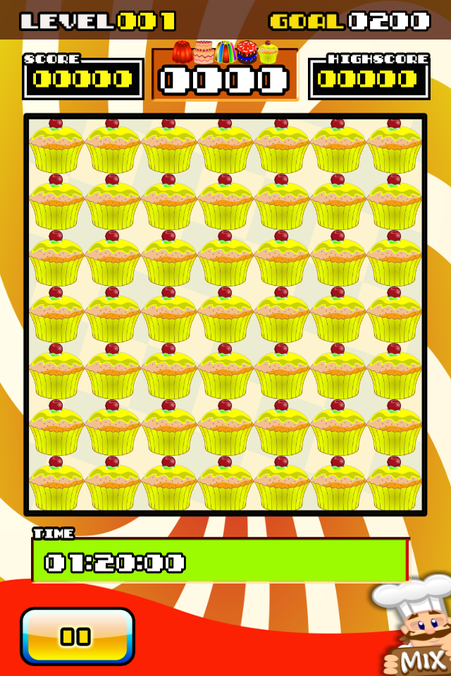 Screenshot Pudding Mania